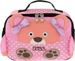 Polo Lunch Box Pink Bear 9-07-123-74 2018