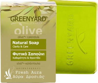 Greenyard Olive Fresh Aura Natural Soap 100gr