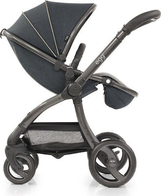Egg Stroller Carbon Grey