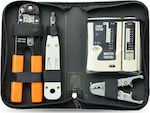 RND 750-00001 Network Tool Kit 120-0160 4τμχ