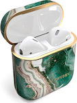 iDeal Of Sweden Golden Jade Marble (Apple AirPods)