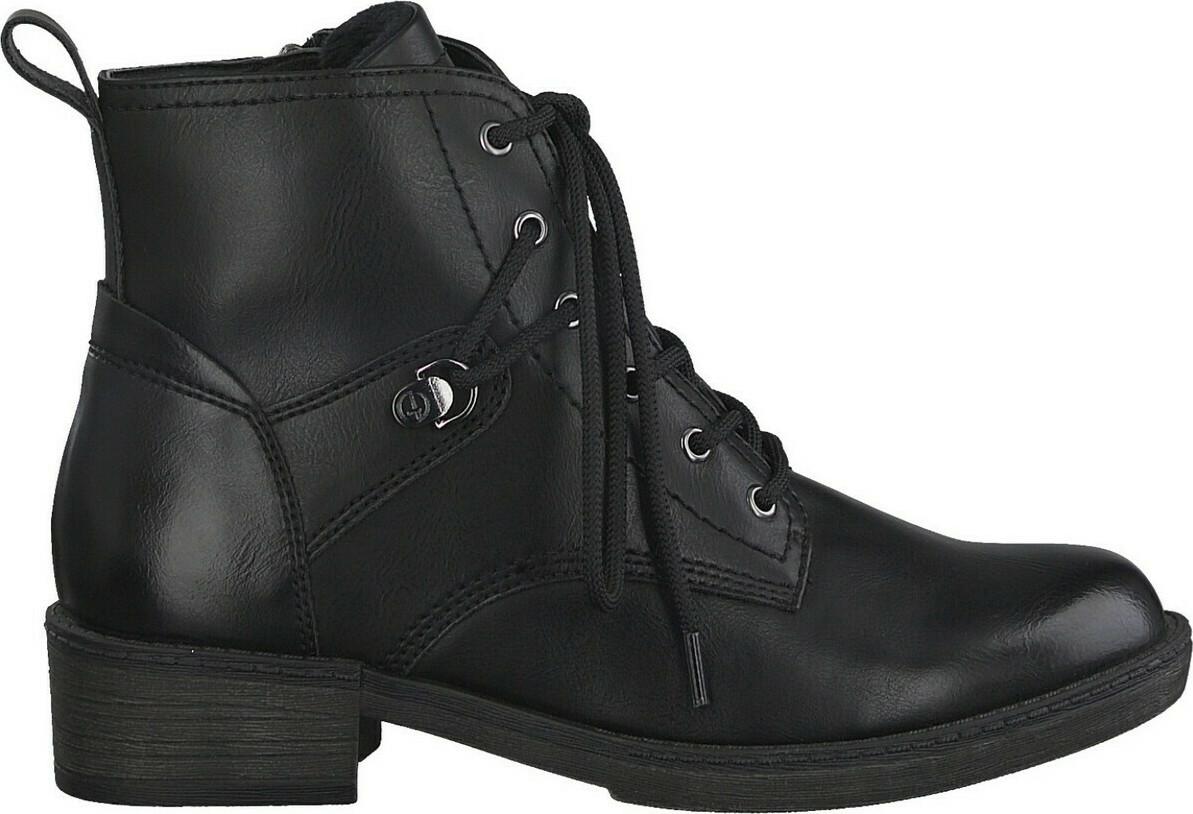 Tamaris Gefütterter Bottes 1-125511-25-001 black NEUF noir
