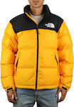 The North Face 1996 Retro Nuptse PACKABLE Yellow