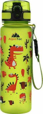 AlpinPro Πλαστικό Παγούρι Dino C-500GN-1 500ml
