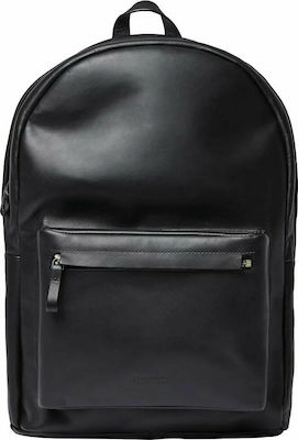 Sandqvist Ingvar Black Backpack