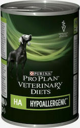 PRO PLAN VETERINARY DIETS HA DOG HYPOALLERGENIC 400GR (12 ΤΕΜ)