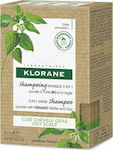Klorane 2-in-1 Mask Shampoo Oily Scalp 8x3gr