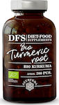Diet-Food Bio Turmeric Root 400mg 200 κάψουλες