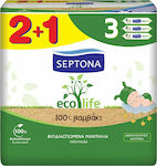 Septona Ecolife 3x60τμχ - 180τμχ