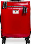 Moschino Cabin Red
