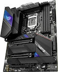 Asus Rog Strix Z590-E Gaming WiFi Motherboard ATX με Intel 1200 Socket