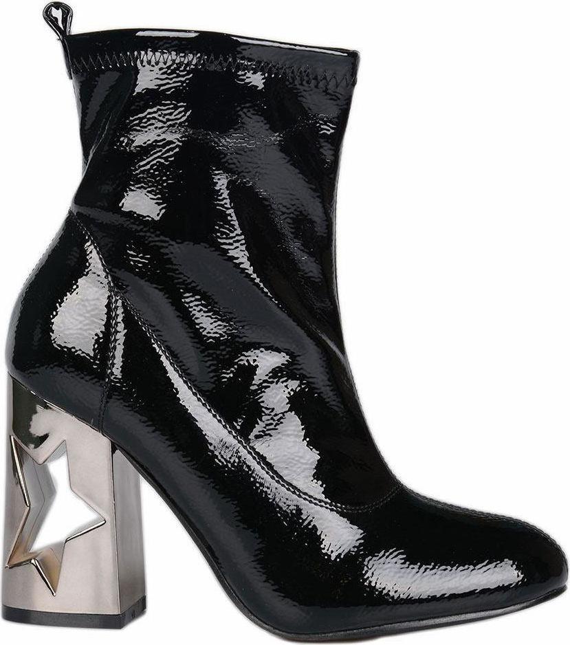 Famous Shoes N2AX1666 Black - Skroutz.gr