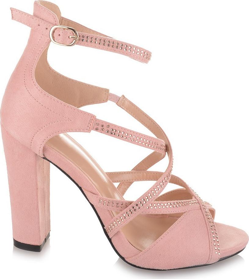Famous Shoes CA-31 Pink - Skroutz.gr